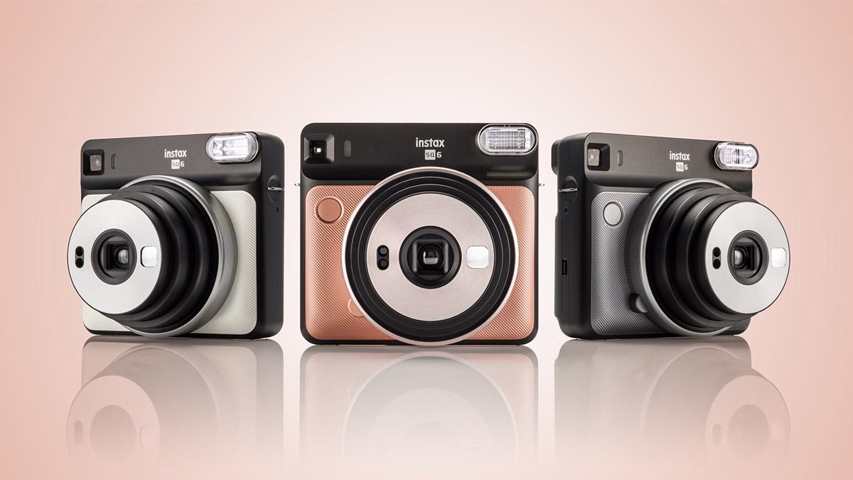 Top 5 aparatów natychmiastowych