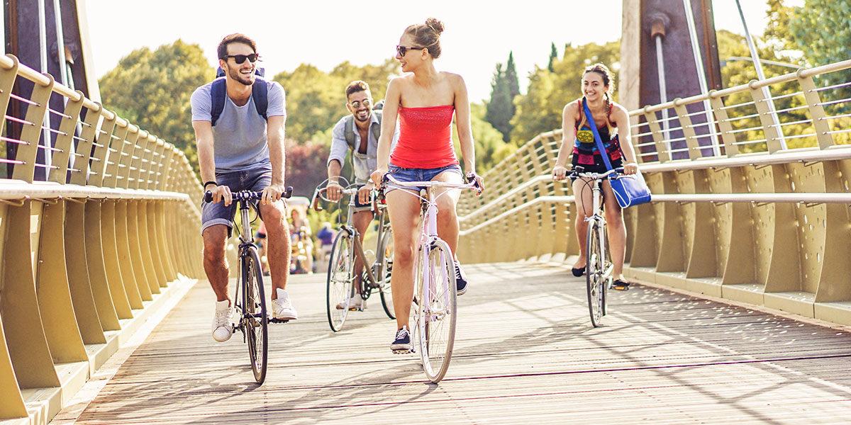 Zamień samochód na rower! Dlaczego warto?