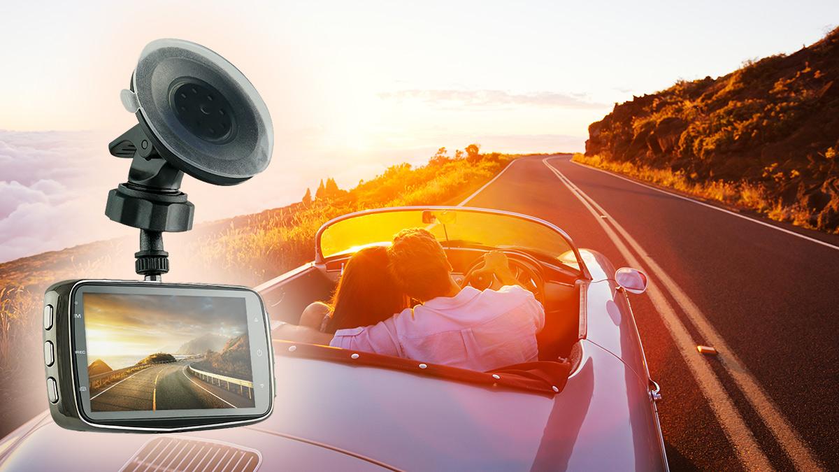 Wideorejestrator jazdy – Nowoczesne rozwiązania