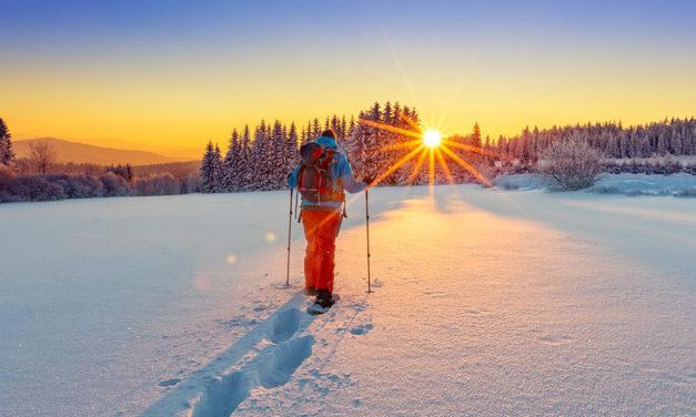 Pomysły na zimową aktywność na świeżym powietrzu