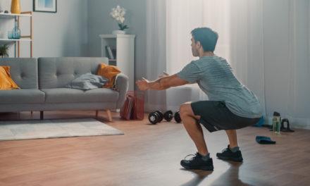 5 rodzajów aktywności, które możesz wykonywać w mieszkaniu